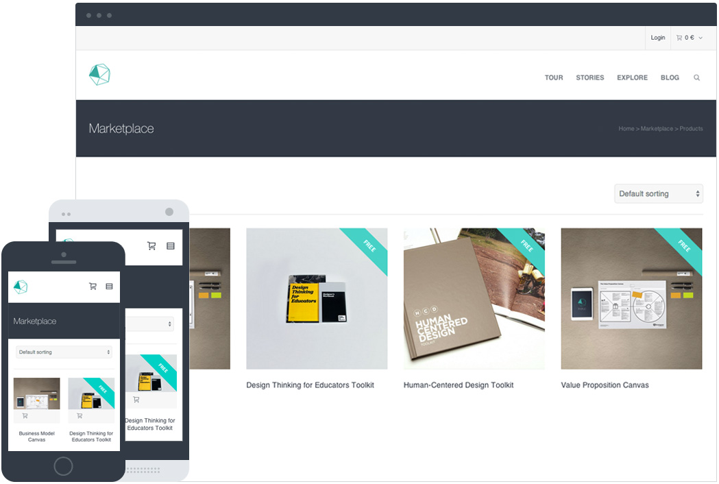 īndruc's Marketplace for Business Tools, Methods, Templates & Insights